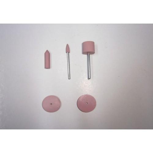 Σμυριδοτροχοί-Γόμες Ροζ